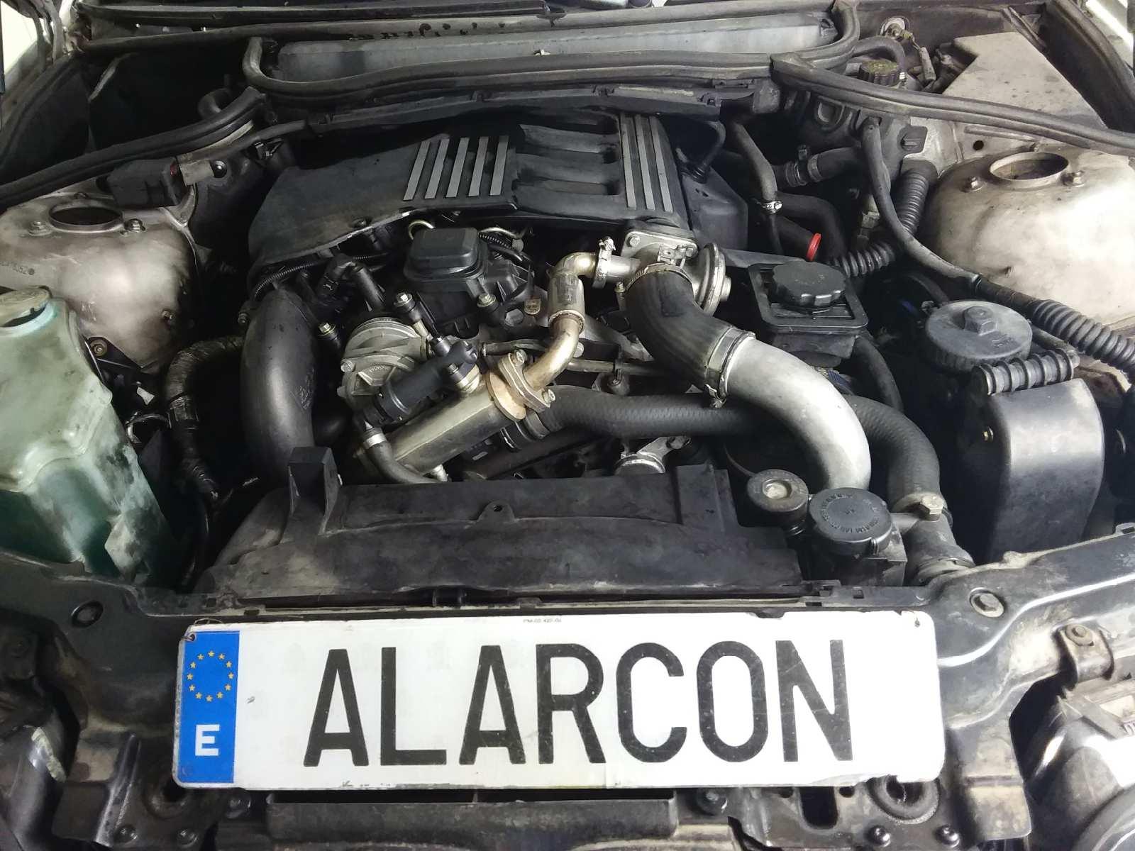 hight resolution of motor m47204d1 bmw 3 e46 320 d 4 puertas 150hp