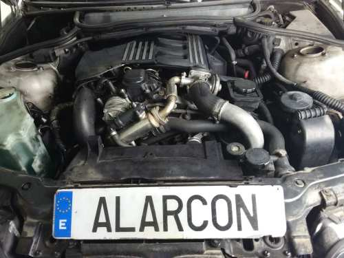small resolution of motor m47204d1 bmw 3 e46 320 d 4 puertas 150hp