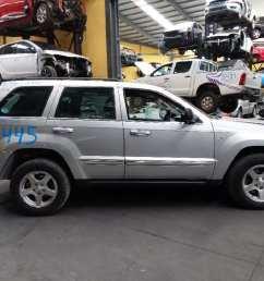 jeep grand cherokee iii wh wk 3 0 crd 5 doors  [ 1024 x 768 Pixel ]