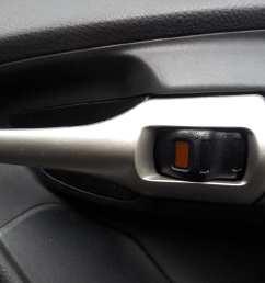 interior door handle toyota verso r2 2 0 d 4d aur20  [ 1024 x 768 Pixel ]