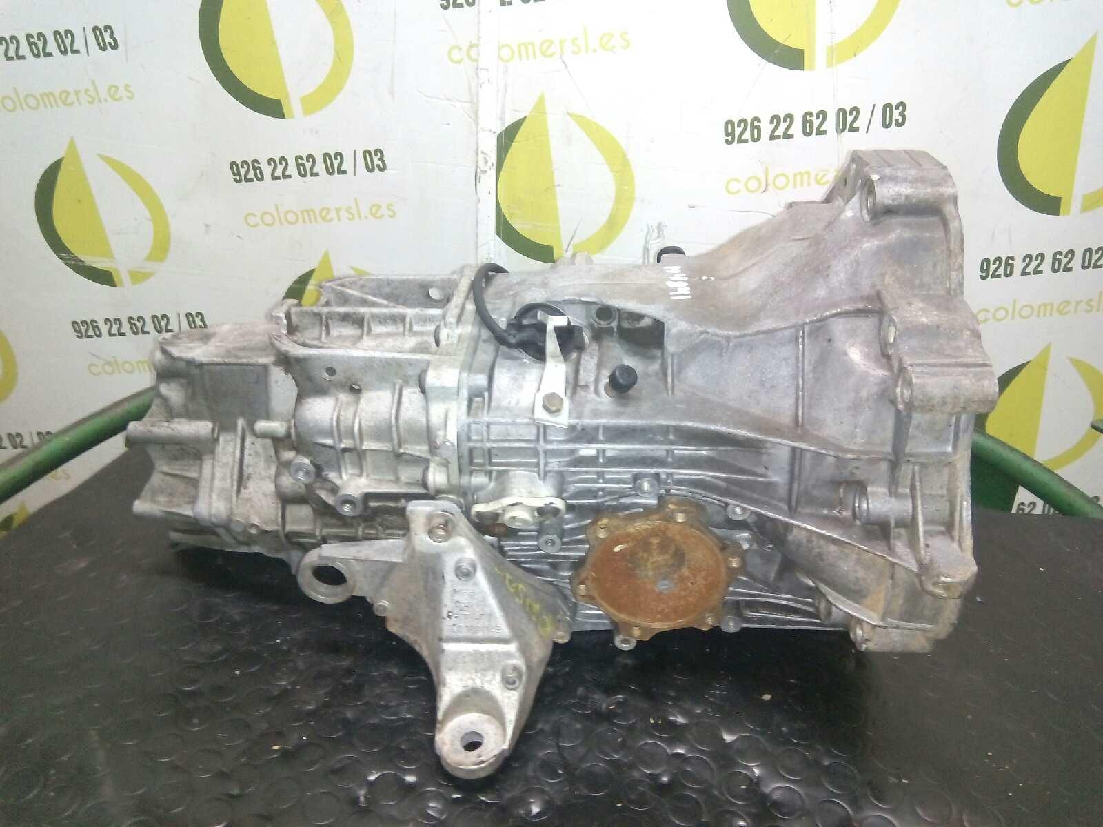 hight resolution of manual gearbox dhf03037 vw passat 3b2 1 9 tdi 4 doors