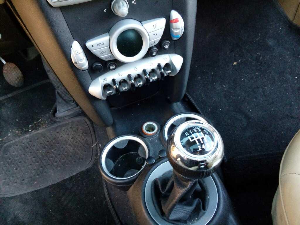 hight resolution of  manual gearbox mini mini r56 cooper 5 doors 120hp