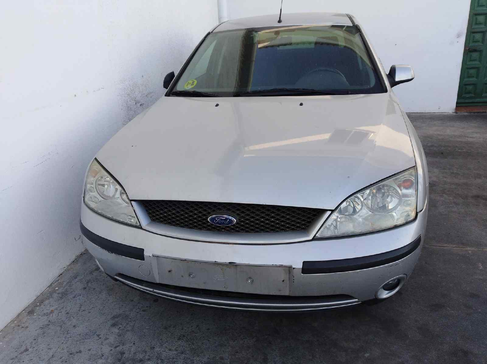hight resolution of ford mondeo iii b5y 1 8 16v 4 doors 125hp 2000