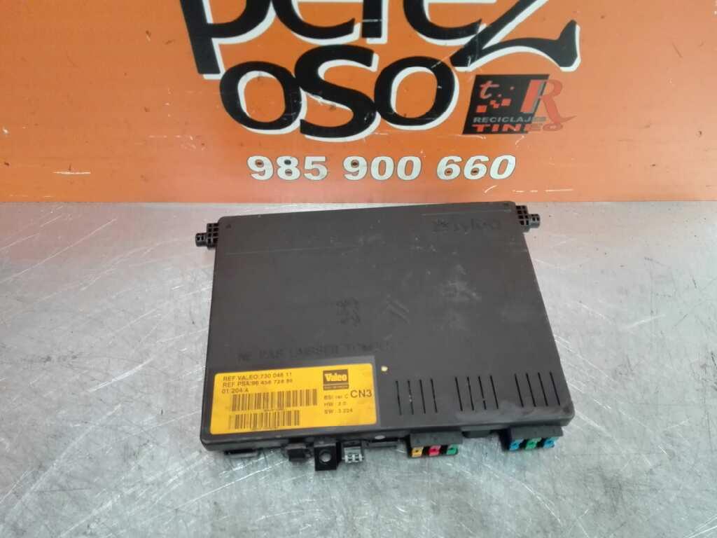 hight resolution of fuse box 9645872880 citro n xsara n1 2 0 hdi 90 5 doors
