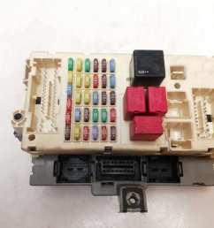 fuse box 50507093 npl93991 5bbd9353h 501210970000 alfa romeo 159 939  [ 1024 x 768 Pixel ]