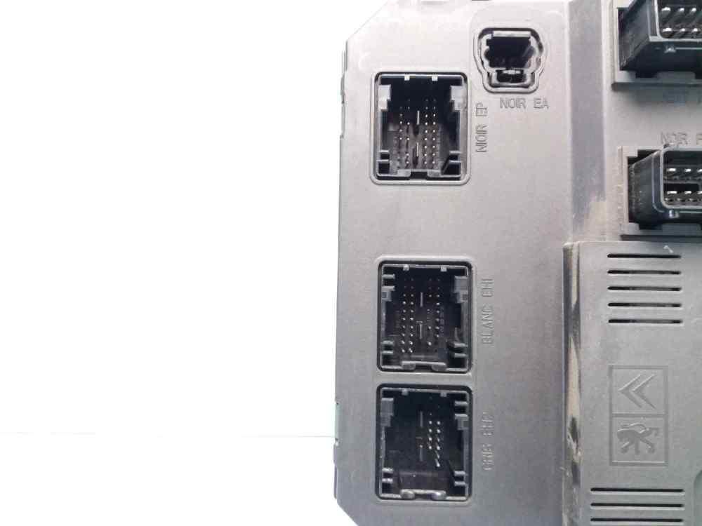 medium resolution of fuse box s118085210 9645747480 peugeot 206 hatchback 2a c 1 6 16v