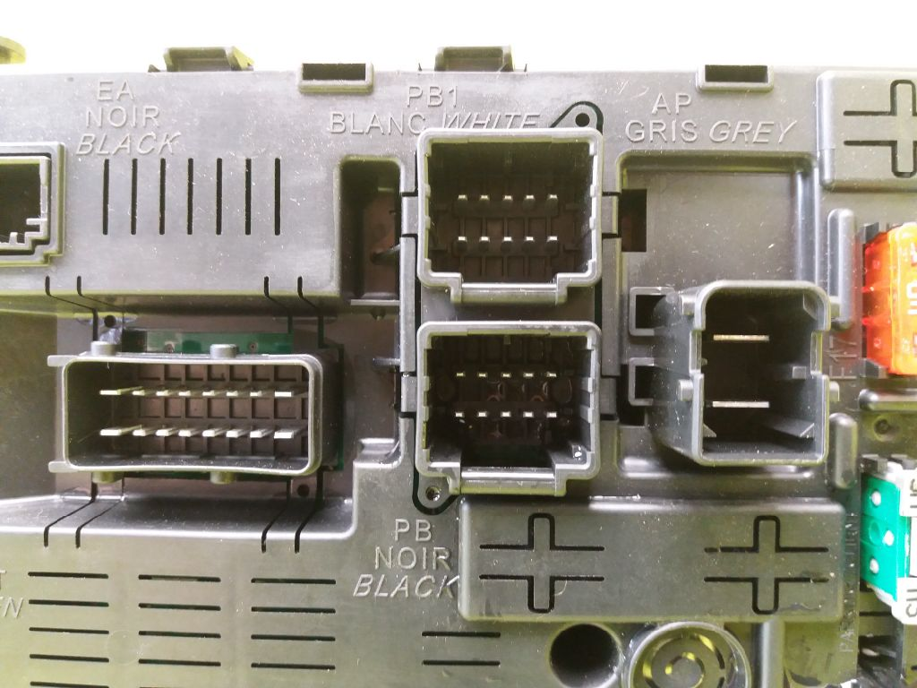 hight resolution of  fuse box 966689568001 fiat scudo 270 272 2 0 d multijet 3