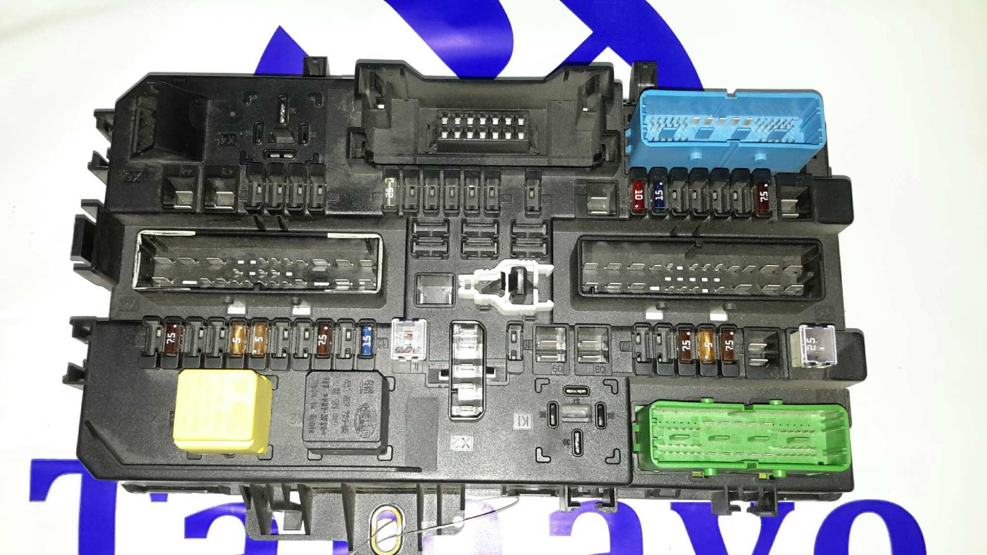hight resolution of fuse box 5dk00866930 opel astra h a04 1 6 l48 5