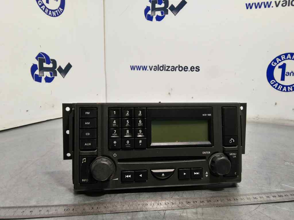hight resolution of radio vux500500 land rover range rover sport l320 2 7 d 4x4 5