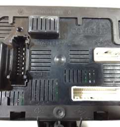 fuse box 8200652284 renault clio iii br0 1 cr0 1  [ 1024 x 768 Pixel ]