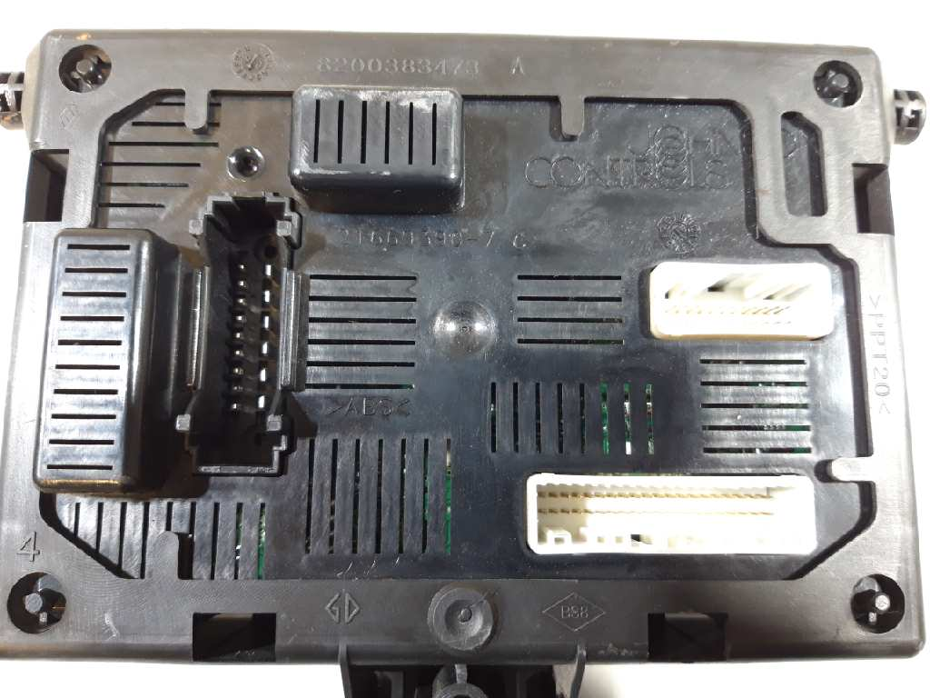 hight resolution of fuse box 8200652284 renault clio iii br0 1 cr0 1