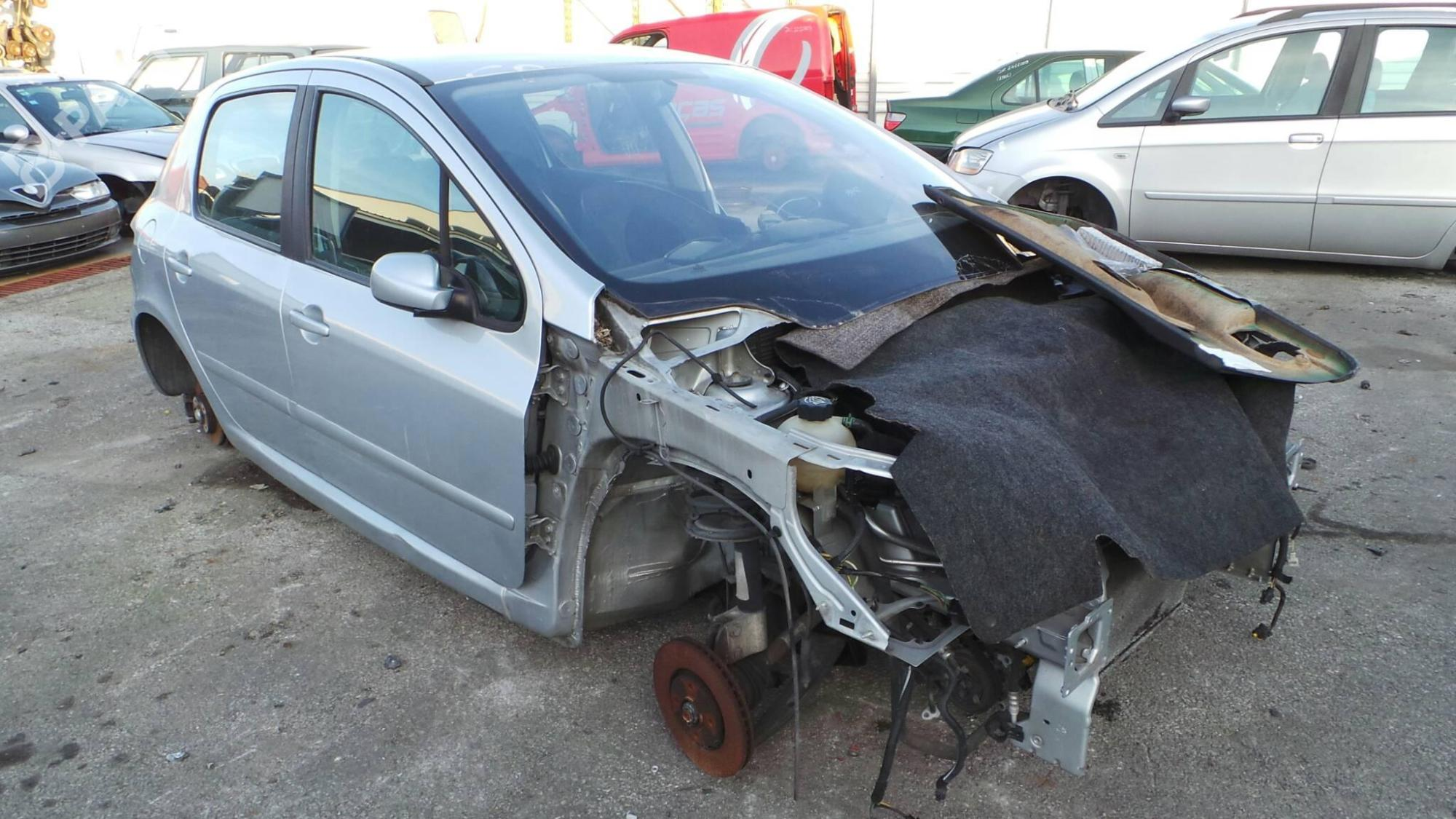 hight resolution of peugeot 307 3a c 2 0 hdi 110
