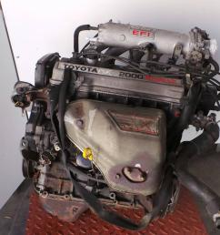 engine 3s 0795736 toyota carina ii t17 2 0 gli st171  [ 1536 x 864 Pixel ]