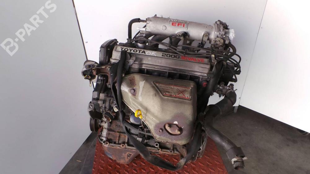 medium resolution of engine 3s 0795736 toyota carina ii t17 2 0 gli st171