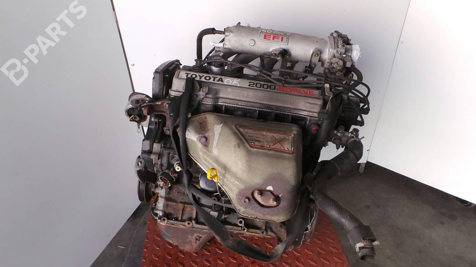 hight resolution of engine 3s 0795736 toyota carina ii t17 2 0 gli st171