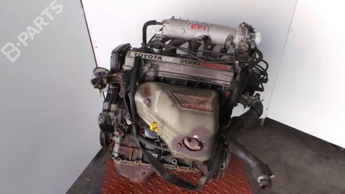 small resolution of engine 3s 0795736 toyota carina ii t17 2 0 gli st171