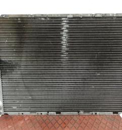 water radiator 8200688390 r134a 176010 0007000 renault clio iii br0  [ 1536 x 864 Pixel ]