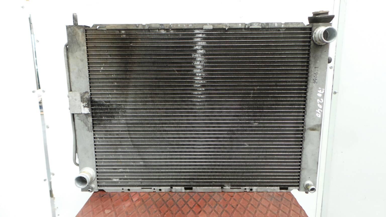 hight resolution of water radiator 8200688390 r134a 176010 0007000 renault clio iii br0