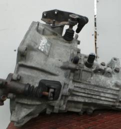 manual gearbox hx2073 135018 hyundai accent ii lc 1 3 5 doors  [ 1536 x 864 Pixel ]
