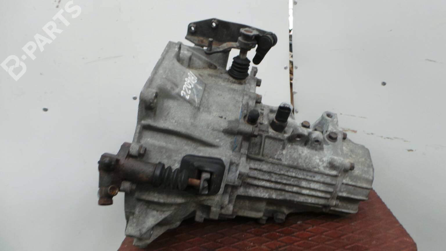 hight resolution of manual gearbox hx2073 135018 hyundai accent ii lc 1 3 5 doors