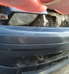 front bumper toyota celica coupe t16 2 0 st162 3 doors [ 1536 x 864 Pixel ]