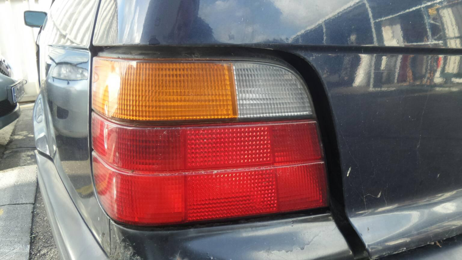 hight resolution of left taillight bmw 3 touring e36 318 tds 5 doors