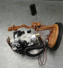 fuel pump 1183130 bmw 5 e39 520 i 4 doors  [ 1536 x 864 Pixel ]