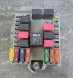 fuse box 46760257 fiat punto 188 1 9 jtd 80 188 237  [ 1536 x 864 Pixel ]