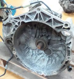 manual gearbox 20s44 rover 75 rj 2 0 v6 150hp 20 k4f [ 1536 x 864 Pixel ]