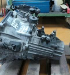 manual gearbox hy2073 hyundai accent ii lc 1 3 75hp g4ea  [ 1536 x 864 Pixel ]