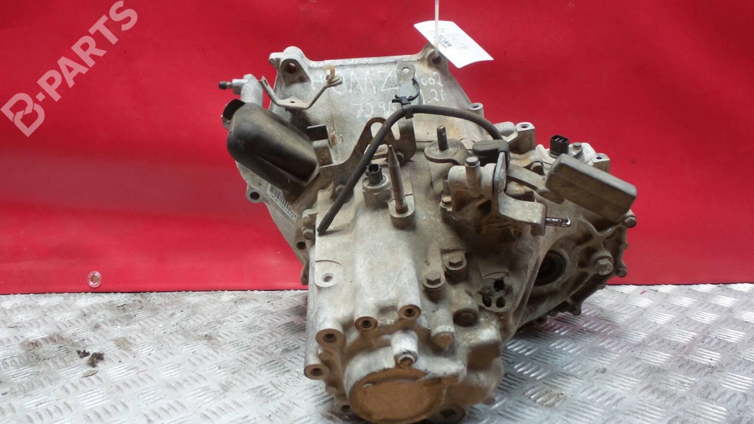 hight resolution of manual gearbox honda jazz ii gd ge3 ge2 1 2 i dsi