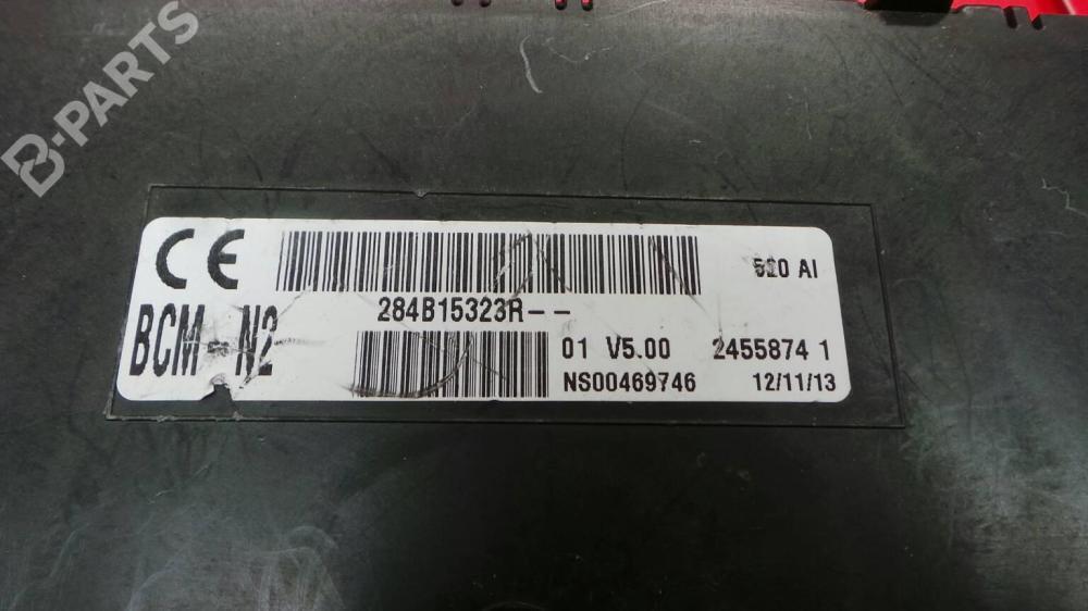 medium resolution of  fuse box 284b15323r renault kangoo express fw0 1 1 5 dci 75