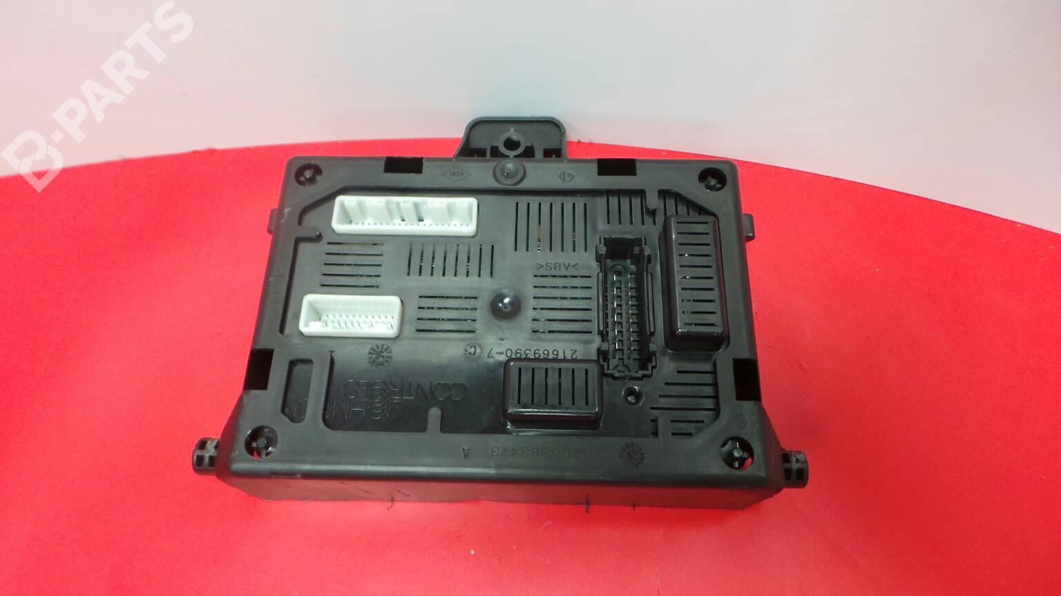 hight resolution of fuse box 8200652284 28118124 5a renault clio iii br0 1