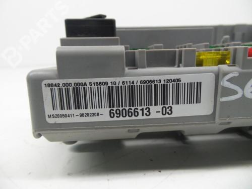 small resolution of  fuse box 690661303 90202308 bmw 3 e90 320 i 5 doors