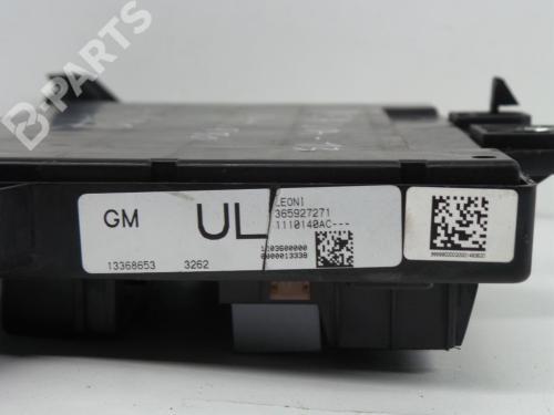 small resolution of fuse box 13368653 365927 opel zafira tourer c p12 1 4 75