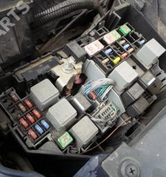 fuse box 6g9t14a076ad ford mondeo iv ba7 2 0 tdci 4 doors  [ 1024 x 768 Pixel ]