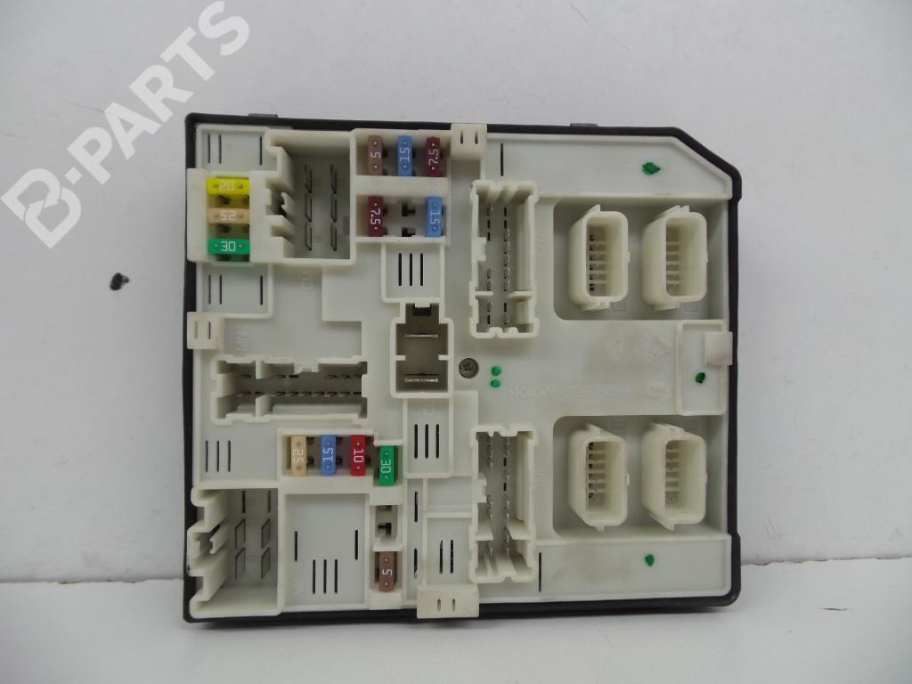 hight resolution of  fuse box 284b66645r 519533f02 2397621981 novo 0 km renault kangoo grand