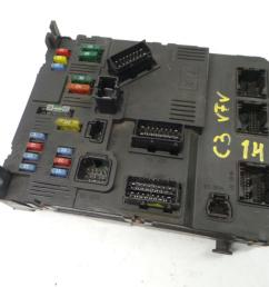 fuse box citro n c3 i fc fn 1 4 hdi 3 doors [ 1024 x 768 Pixel ]