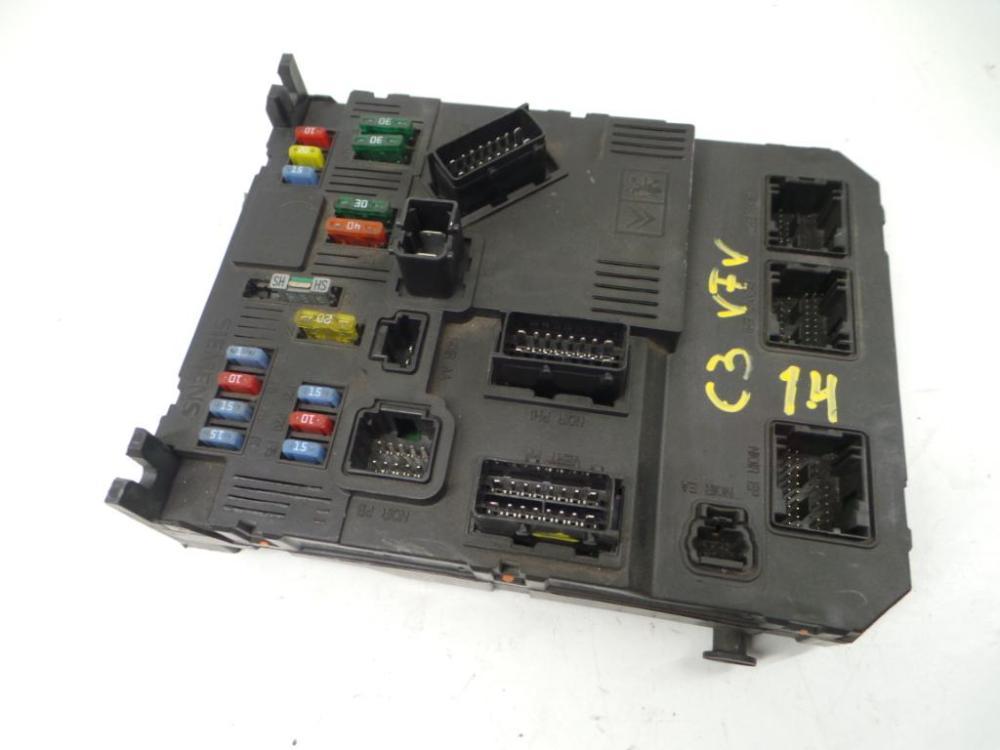 medium resolution of fuse box citro n c3 i fc fn 1 4 hdi 3 doors