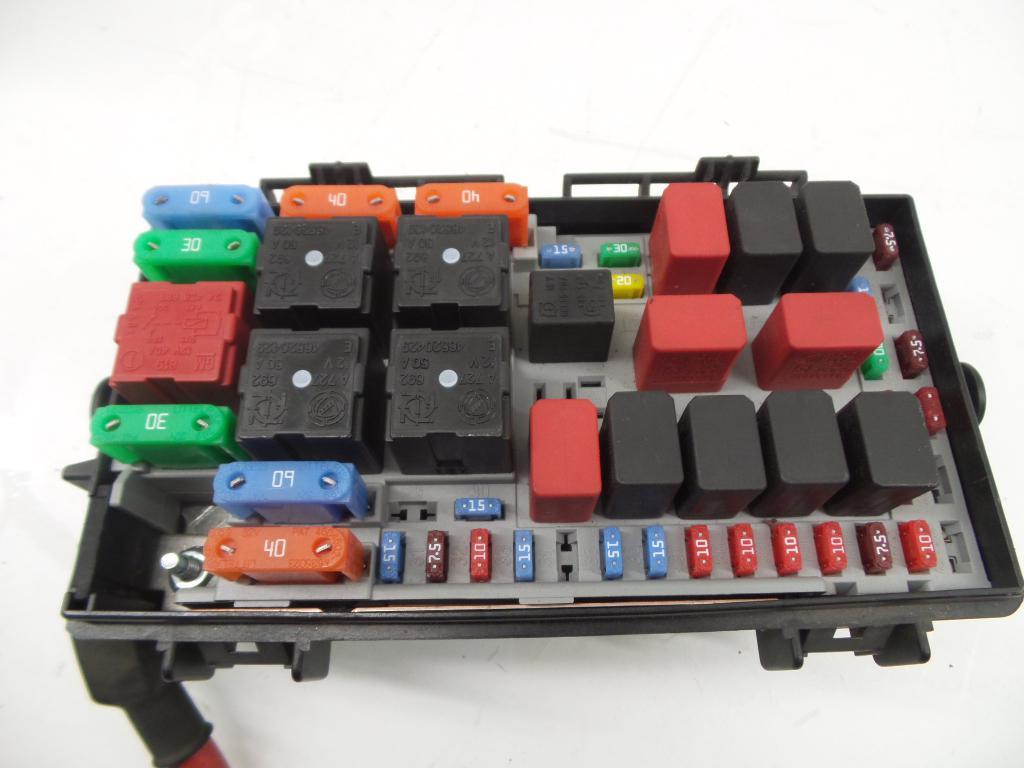 hight resolution of fuse box 51775622 ds tbz fiat grande punto 199 1 3