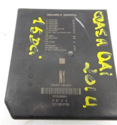 fuse box 521501f09 nissan qashqai ii closed off road vehicle j11 j11  [ 1024 x 768 Pixel ]