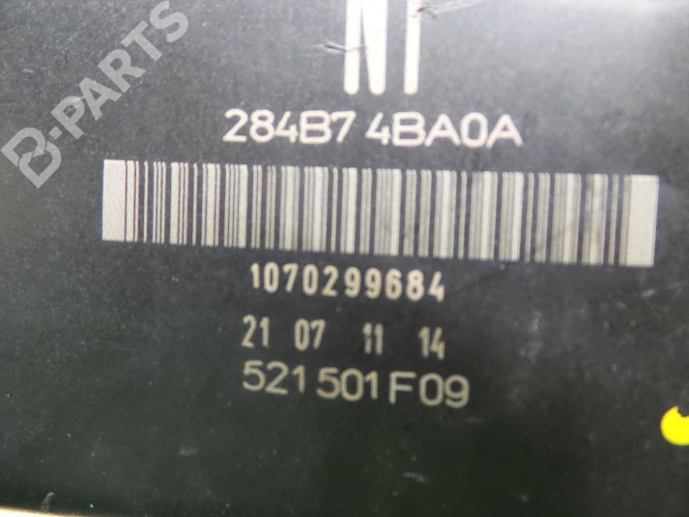 medium resolution of  fuse box 521501f09 nissan qashqai ii closed off road vehicle j11 j11