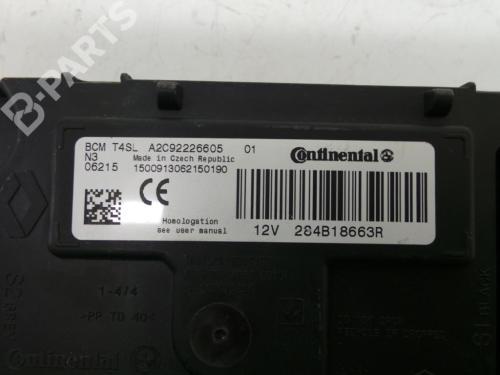 small resolution of fuse box a2c92226605 284b18663r renault clio iv bh 1 5