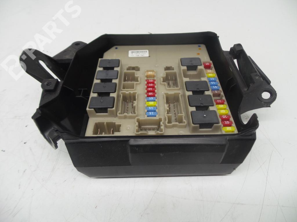 hight resolution of fuse box r13f060382 194747 renault clio iii br0 1 cr0
