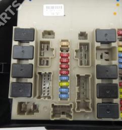fuse box renault clio iii br0 1 cr0 1 1 5 dci 1222715 rh b parts [ 1024 x 768 Pixel ]
