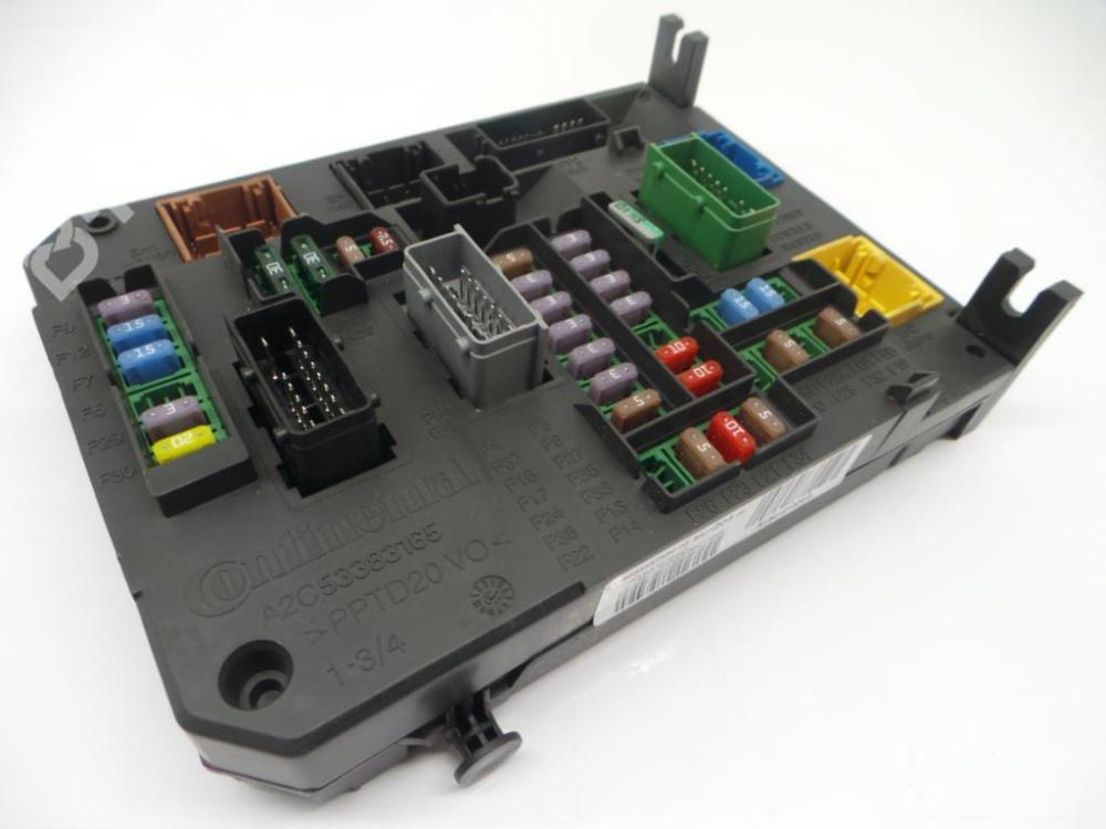 medium resolution of fuse box 180121004g a2c53388165 peugeot 508 1 6 hdi 4 doors 115hp