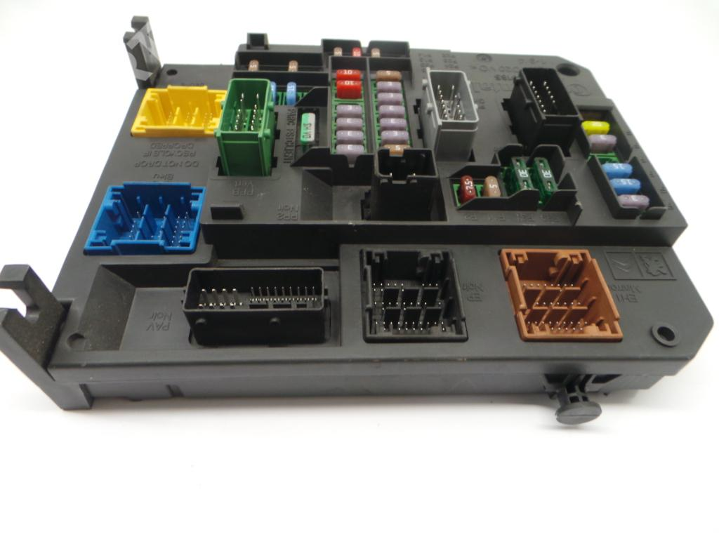 hight resolution of fuse box 180121004g a2c53388165 peugeot 508 i 8d 1 6 fuse