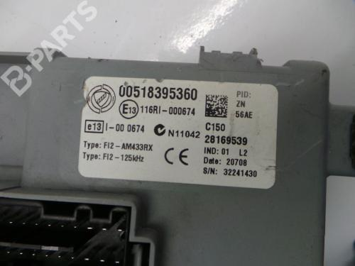 small resolution of  fuse box 00518395360 28169539 fiat 500 312 1 4 3 doors