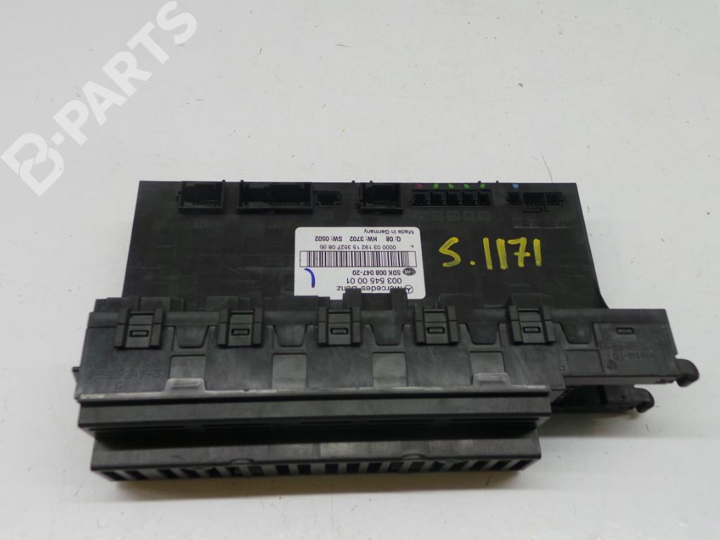 hight resolution of fuse box 5dk00804720 mercedes benz e class w211 e 320