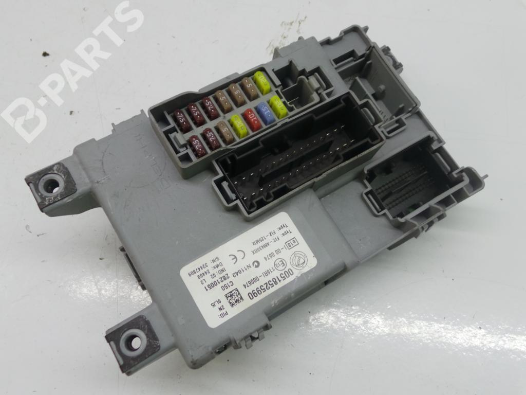 hight resolution of fuse box 00518525990 28210051 fiat 500 312 1 2 5 doors